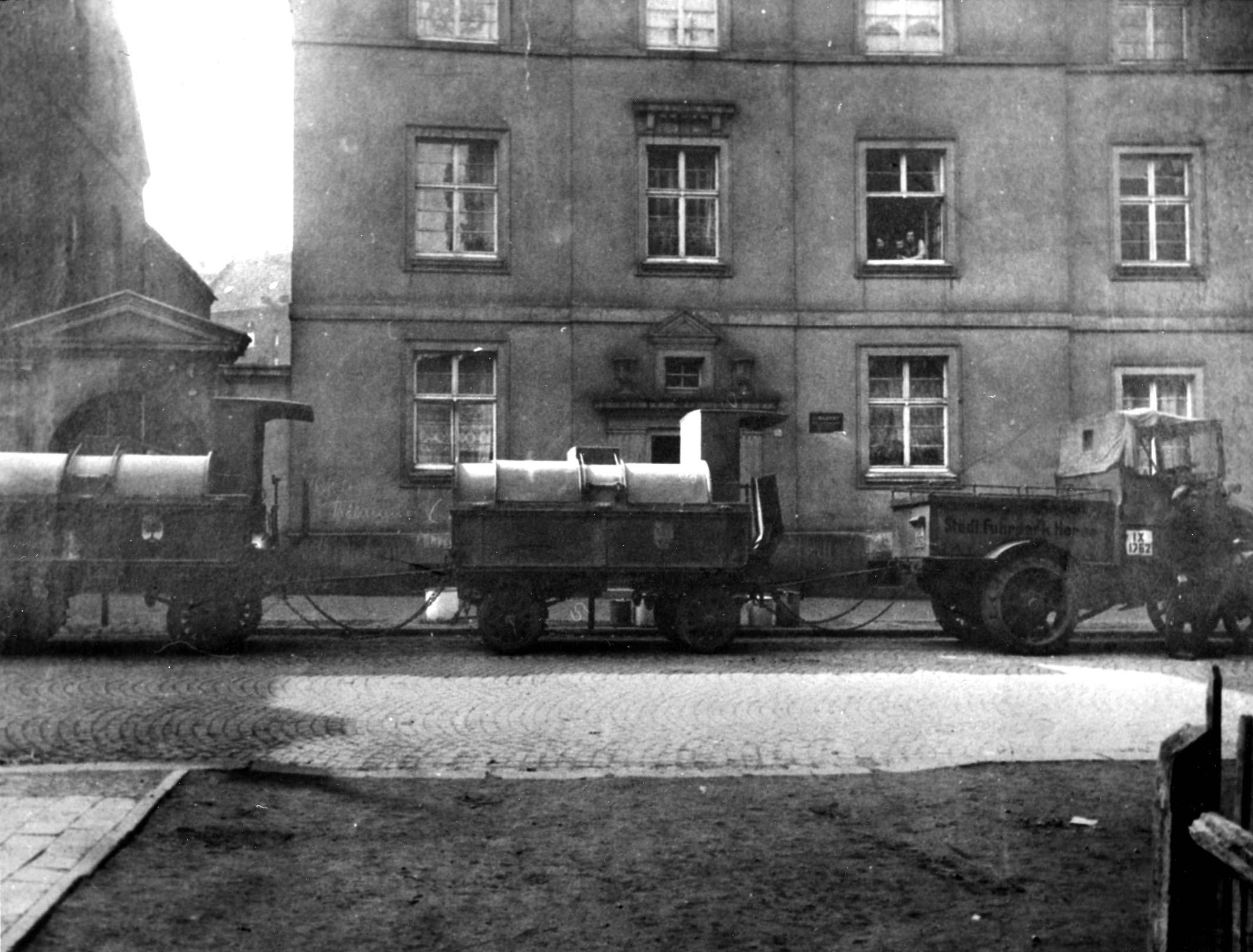 1922 bis 1924 | Herne