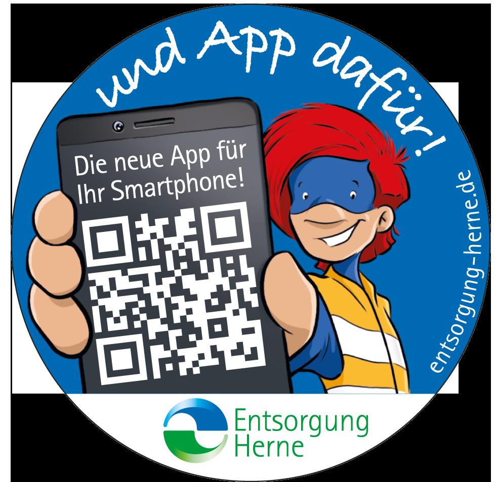 Gratis-App entsorgung herne